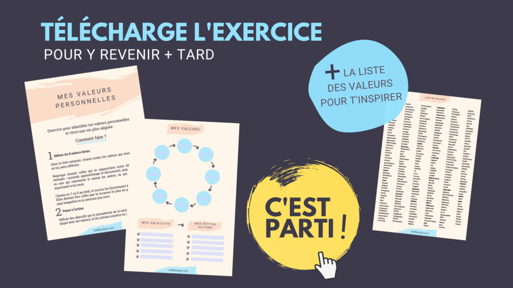 exercicede developpement personnel